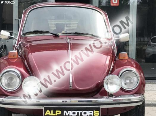 volkswagen volkswagen 1303 vw 1974 model