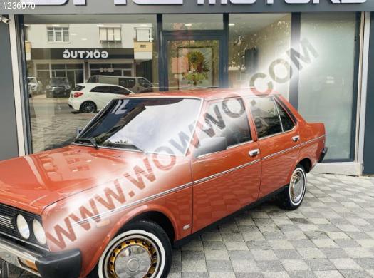 fiat fiat 1 km 1983 model