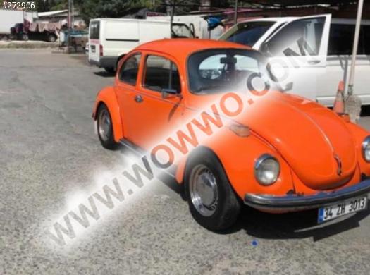 volkswagen volkswagen 1303 vw 1973 model