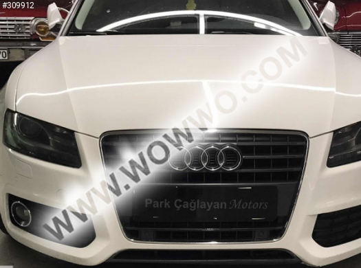 audi a5 coupe 2.0 tdi quattro 2011 model