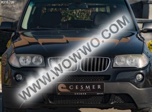 bmw x3 169,000 km 2009 model