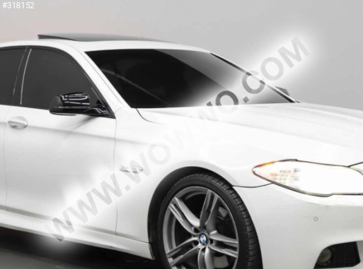 bmw 5 serisi 209,000 km 2012 model