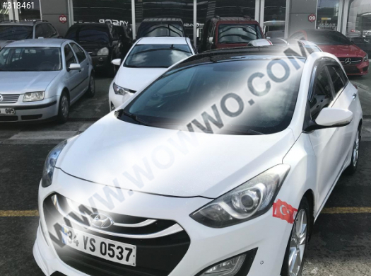 2013 model hyundai i30 1.6 crdi elite