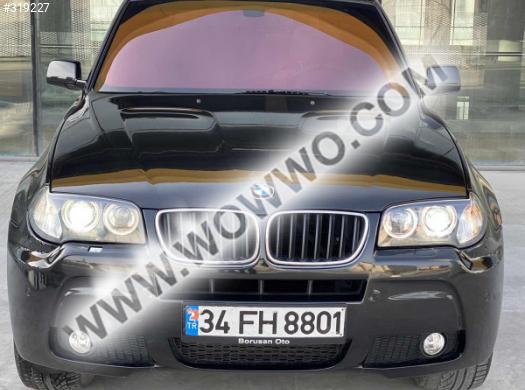 bmw x3 20d xdrive m sport 2008 model