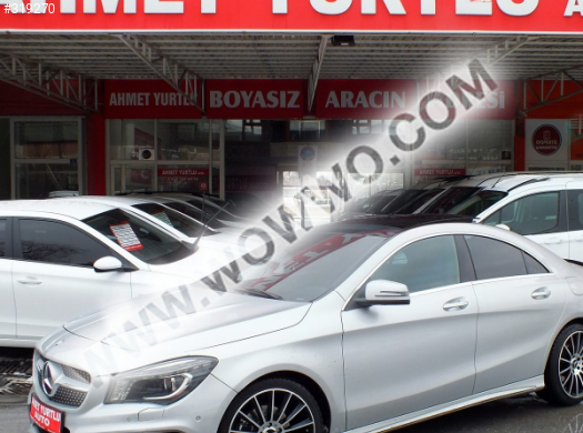 2013 model mercedes - benz cla 200 amg