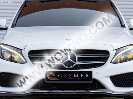 2016 model mercedes - benz c serisi c 200 d bluetec amg